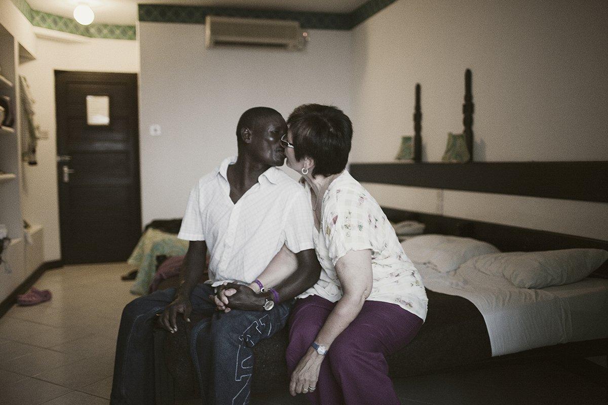 Prostitution In Livingstone, Zambia Photo